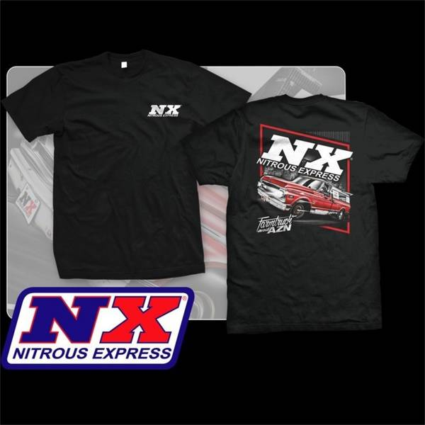Nitrous Express - Nitrous Express Farmtruck T-Shirt XL 19058