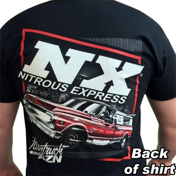 Nitrous Express - Nitrous Express Farmtruck T-Shirt Large 19057