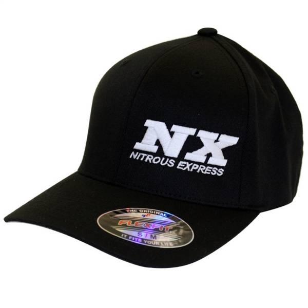 Nitrous Express - Nitrous Express NX Flexfit Cap; Small to Medium 16592