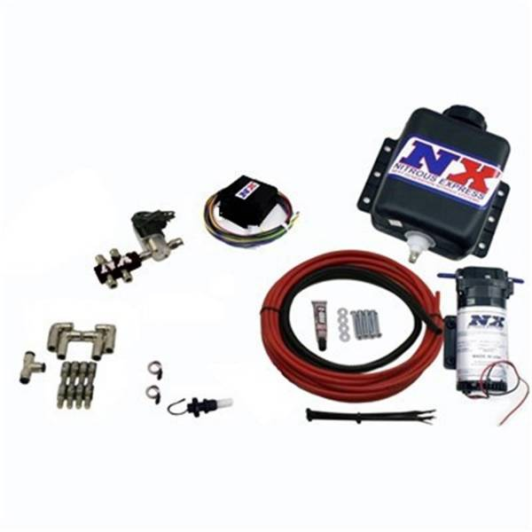 Nitrous Express - Nitrous Express Direct Port Water Methanol; 4 cylinder stage 3 15130
