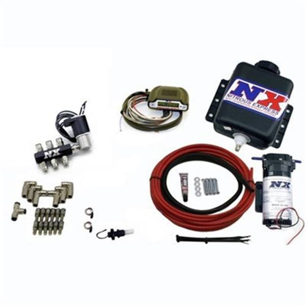 Nitrous Express - Nitrous Express Direct Port Water Methanol; 6 cylinder stage 3 15131