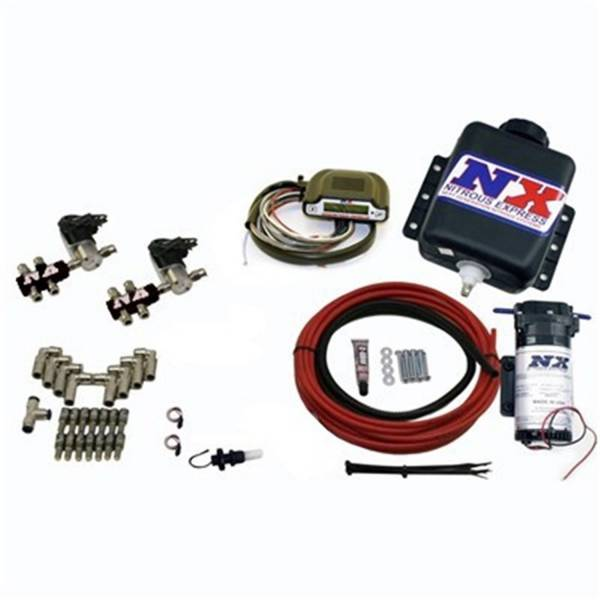 Nitrous Express - Nitrous Express Direct Port Water Methanol; 8 cylinder stage 3 15132