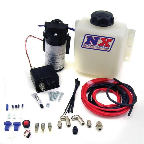 Nitrous Express - Nitrous Express Water Methanol; Gas Stg II MAF 15022