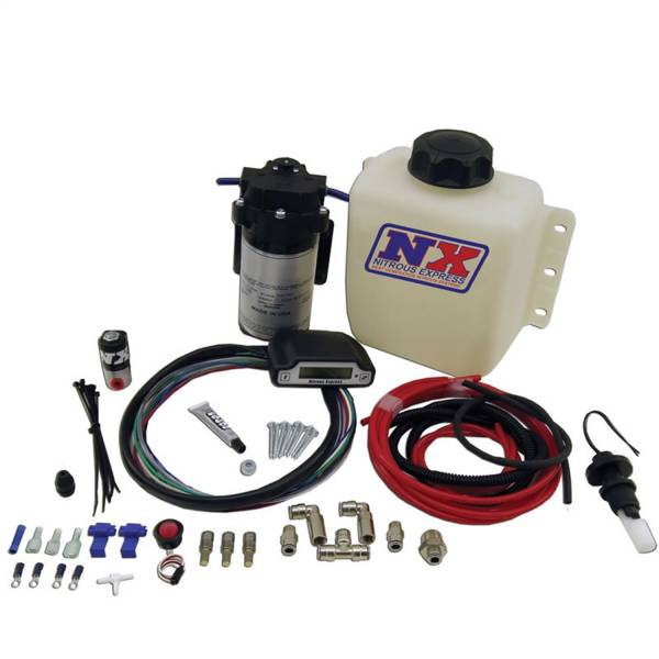 Nitrous Express - Nitrous Express Water Methanol; Diesel MPG MAX 15033