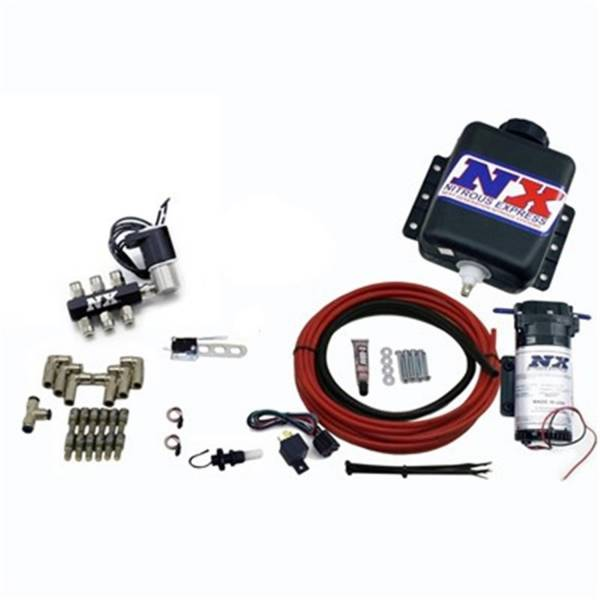 Nitrous Express - Nitrous Express Direct Port Water Methanol; 6 cylinder stage 1 15121
