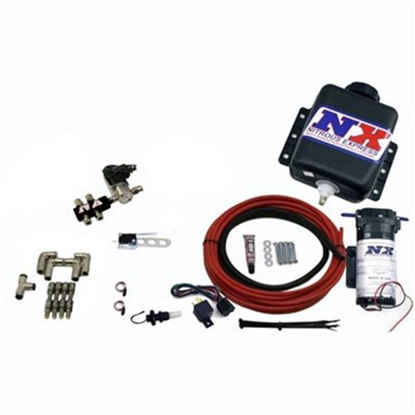 Nitrous Express - Nitrous Express Direct Port Water Methanol; 4 cylinder stage 1 15120