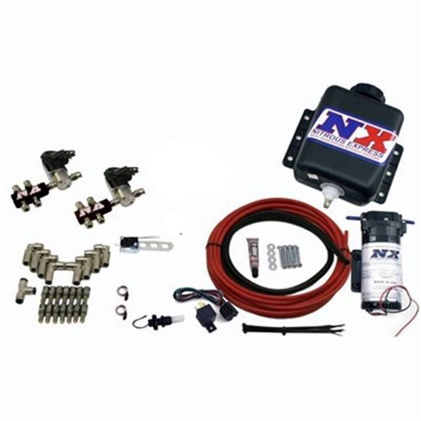 Nitrous Express - Nitrous Express Direct Port Water Methanol; 8 cylinder stage 1 15122