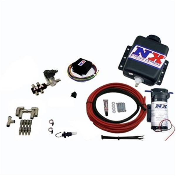 Nitrous Express - Nitrous Express Direct Port Water Methanol; 4 cylinder stage 2 15125