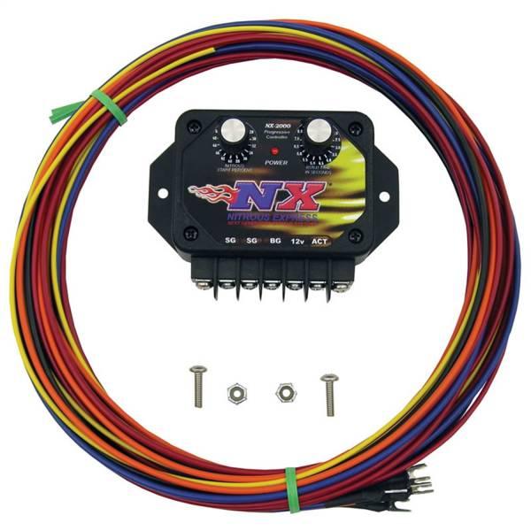 Nitrous Express - Nitrous Express PROGRESSIVE CONTROLLER (45 AMPS MAX) 15835