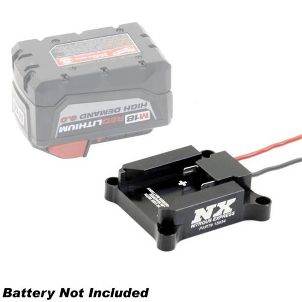 Nitrous Express - Nitrous Express Stand Alone Battery Mount 15934