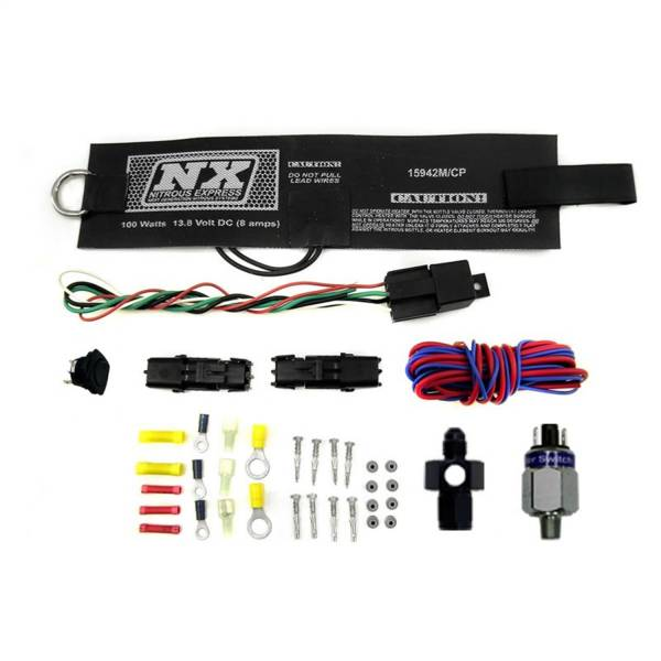 Nitrous Express - Nitrous Express MOTORCYCLE FULLY AUTOMATIC HEATER (4AN ) 4AMPS 15938