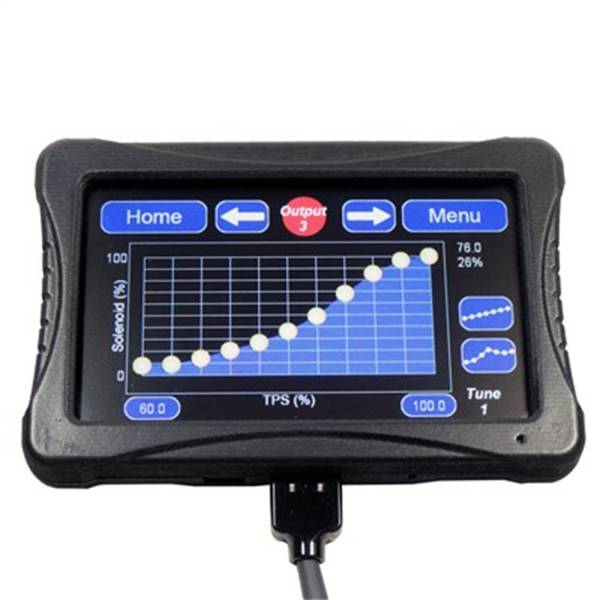 Nitrous Express - Nitrous Express Touch Screen Display for Max 5 16008S
