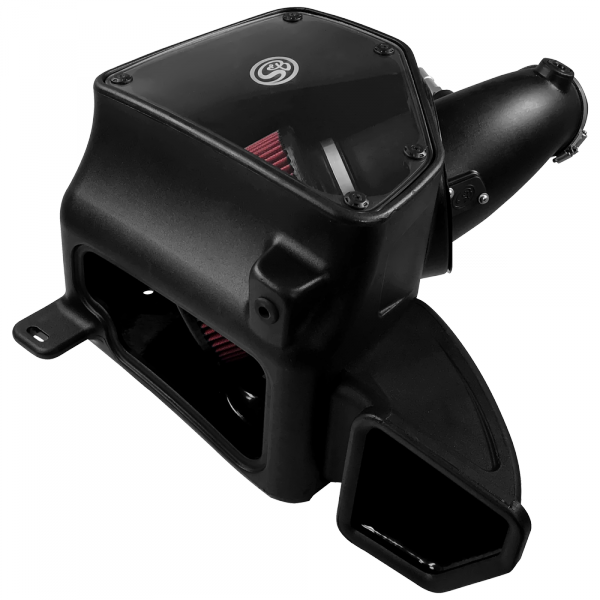 S&B - Cold Air Intake For 14-18 Dodge Ram 2500/ 3500 Hemi V8-6.4L Cotton Cleanable Red S&B
