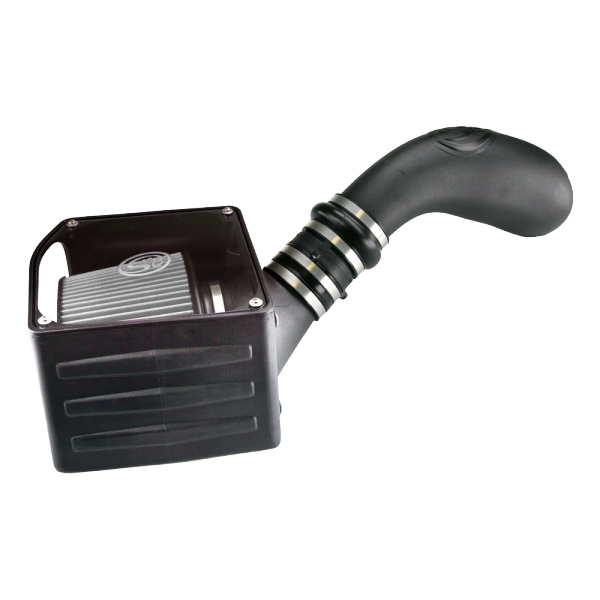 S&B - Cold Air Intake For 99-06 GMC Sierra 4.8L, 5.3L, 6.0L Dry Dry Extendable White S&B