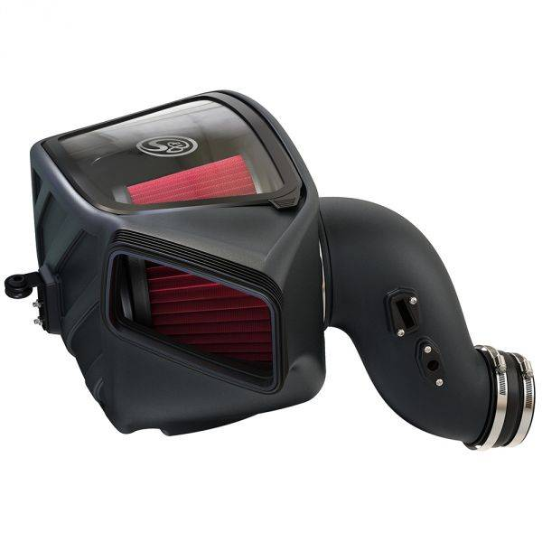 S&B - Ram Cold Air Intake For 19-20 Ram 2500/3500 6.7L Cummins Cotton Cleanable S&B