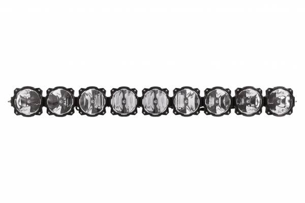 """KC HiLiTES - KC HiLiTES Gravity LED Pro6 9-Light 57"""" Universal Combo LED Light Bar - #91315 91315"""