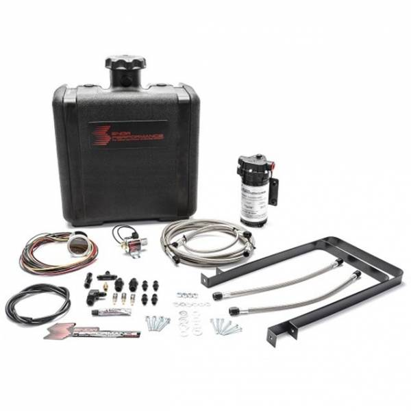 Nitrous Express - Nitrous Express Diesel Stage 2 Boost Cooler™ Water-Methanol Injection Kit Universal (Stainless S SNO-450-BRD
