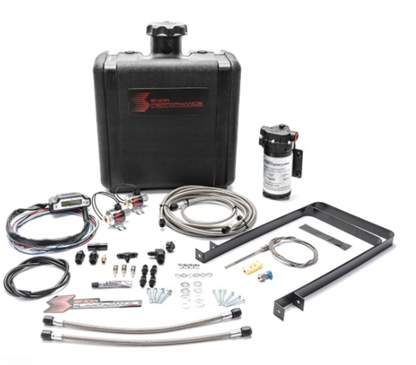 Nitrous Express - Nitrous Express Diesel Stage 3 Boost Cooler™ Water-Methanol Injection Kit Universal (Stainless S SNO-50100-BRD