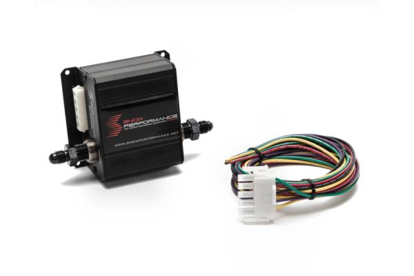 Nitrous Express - Nitrous Express Safe Injection™ Water-Methanol Flow Sensor Fail Safe 1/4in. Quick-Connect SNO-30020