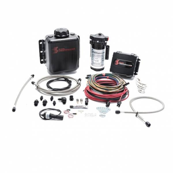 Nitrous Express - Nitrous Express Stage 4 Boost Cooler (Braided line) SNO-9000-BRD