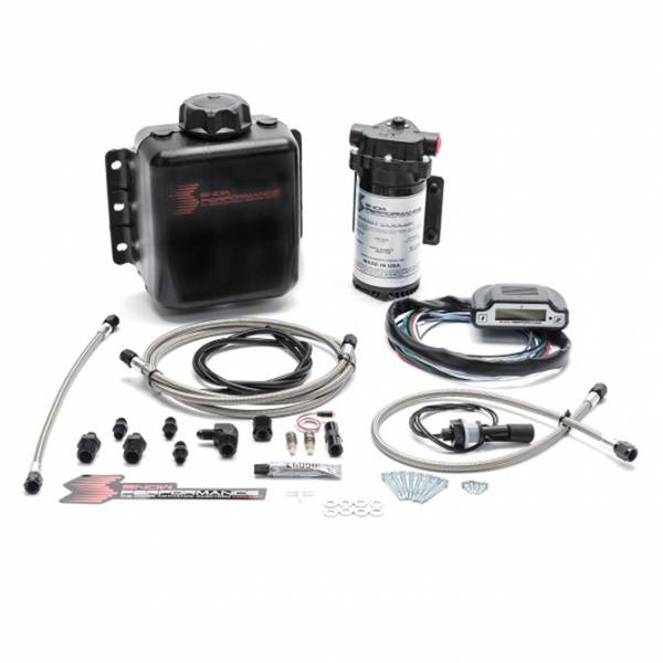 Nitrous Express - Nitrous Express Stage 3 Boost Cooler™ EFI 2D MAP Progressive Water-Methanol Injection Kit (Stain SNO-310-BRD