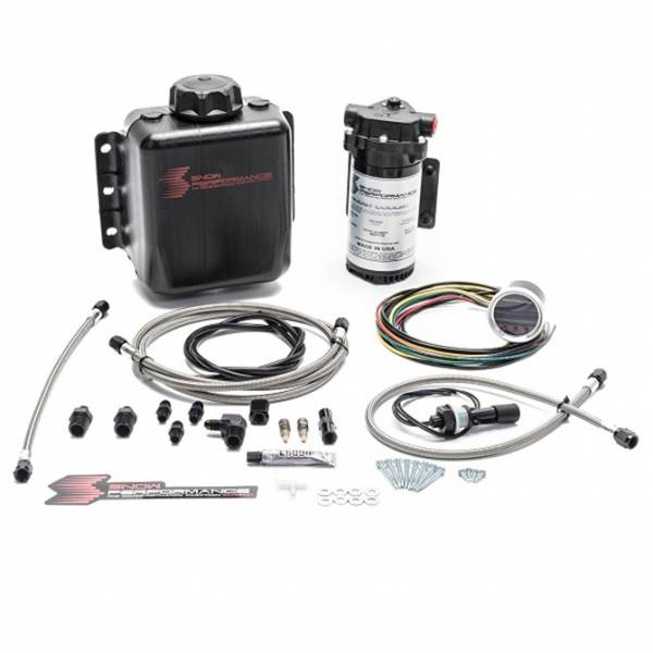 Nitrous Express - Nitrous Express Stage 2 Boost Cooler™ Forced Induction Progressive Water-Methanol Injection Kit SNO-210-BRD