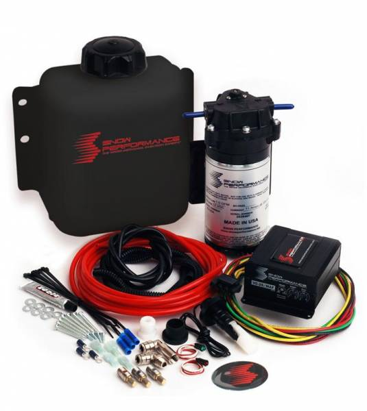 Nitrous Express - Nitrous Express Stage 2 MAF/MAP Naturally Aspirated or Forced Induction Progressive Water-Methan SNO-212