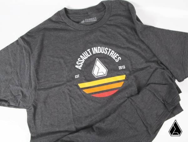 ASSAULT INDUSTRIES - **NEW** Assault Industries SoCal Sunset Logo Tee