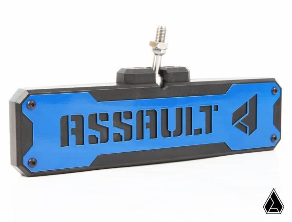 ASSAULT INDUSTRIES - Assault Industries Bomber Convex Center Mirror Bezel Set
