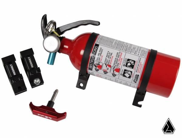 ASSAULT INDUSTRIES - Assault Industries Quick Release UTV Fire Extinguisher Kit