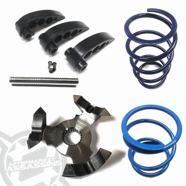 Aftermarket Assassins - RZR RS1 S3 Full Recoil Clutch Kit