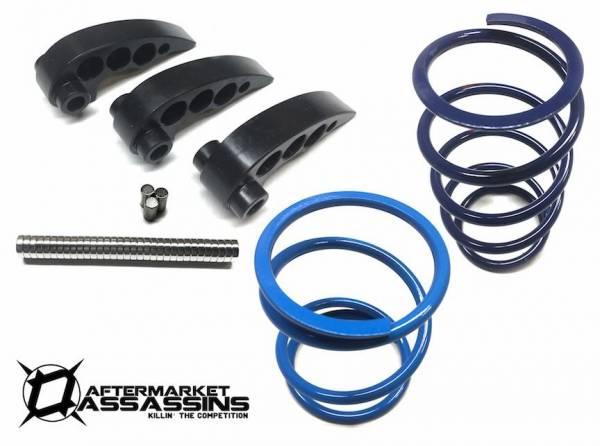 "Aftermarket Assassins - RZR Turbo S 72"" Wide S2 Recoil Clutch Kit"