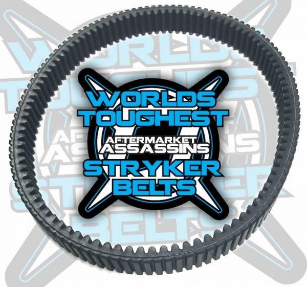 Aftermarket Assassins - AA Stryker Belt for RZR Turbo & RS1