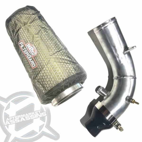 Aftermarket Assassins - Can Am Maverick X3 High Flow Cold Air Intake Kit