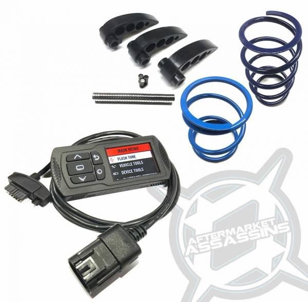 Aftermarket Assassins - 2017-20 RZR XP Turbo Stage 1 Lock & Load Kit