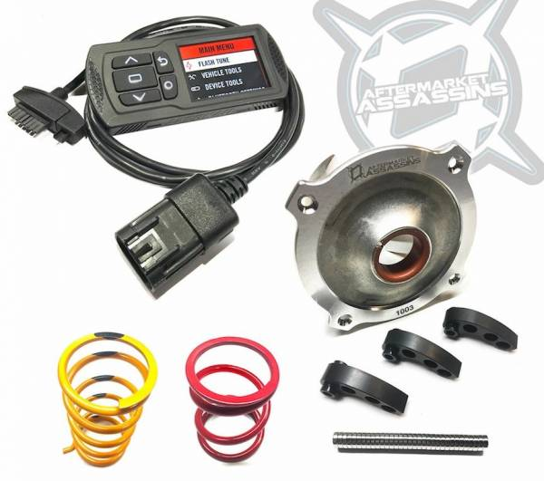 Aftermarket Assassins - 2014-Up RZR XP 1000 Stage 1 Lock & Load Kit