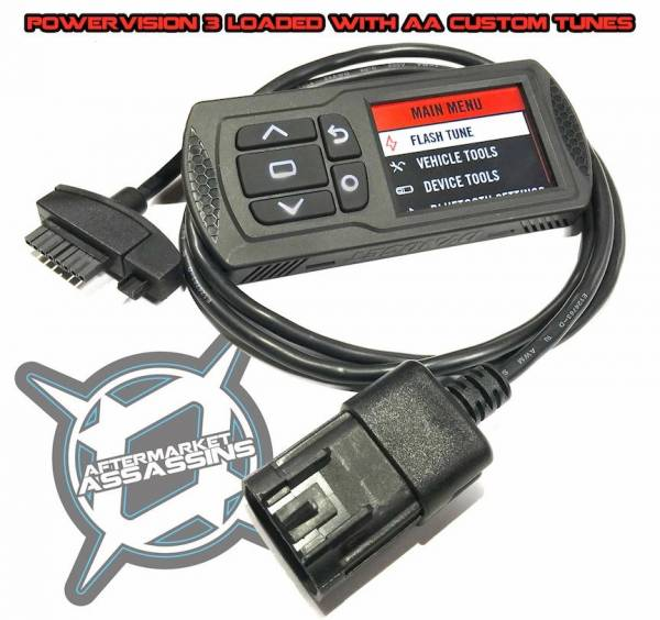 Aftermarket Assassins - AA Custom Tuned Powervision for Ranger 570