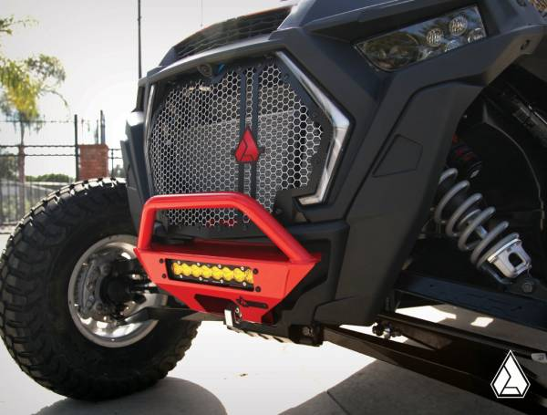 ASSAULT INDUSTRIES - **NEW** Assault Industries Stealth Lucent Universal Front Bumper (Fits: Polaris RZR 18+ XP Series / Turbo S)