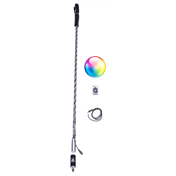 5150 Whips - ONE 6FT REMOTE LED WHIP