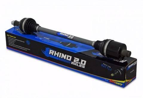 SuperATV  - Polaris RZR XP Turbo Heavy-Duty Axles—Rhino 2.0
