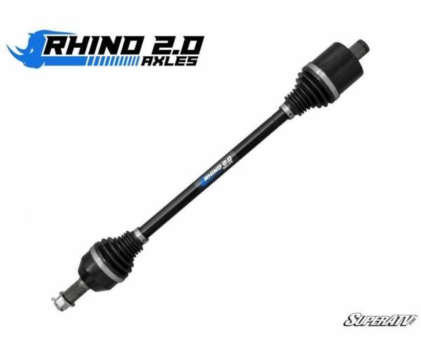 SuperATV  - Yamaha YXZ Heavy Duty Axles—Rhino 2.0