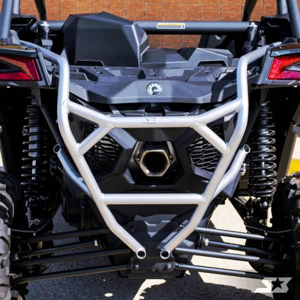 S3 Powersports  - MAVERICK X3 REAR BUMPER
