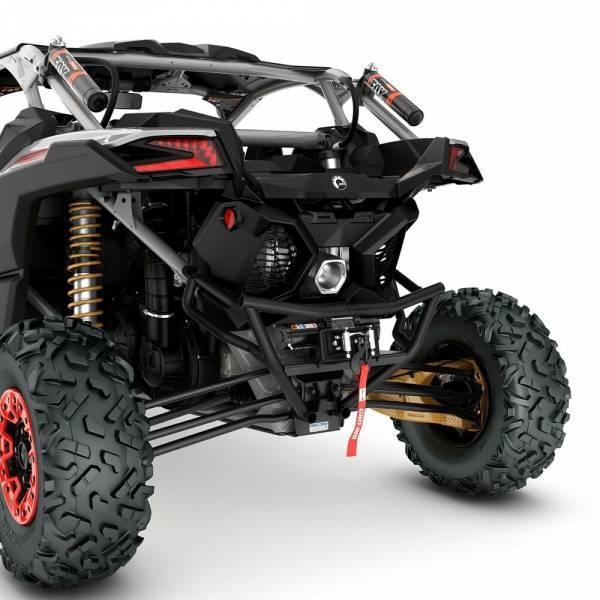 S3 Powersports  - MAVERICK X3 REAR WINCH BUMPER