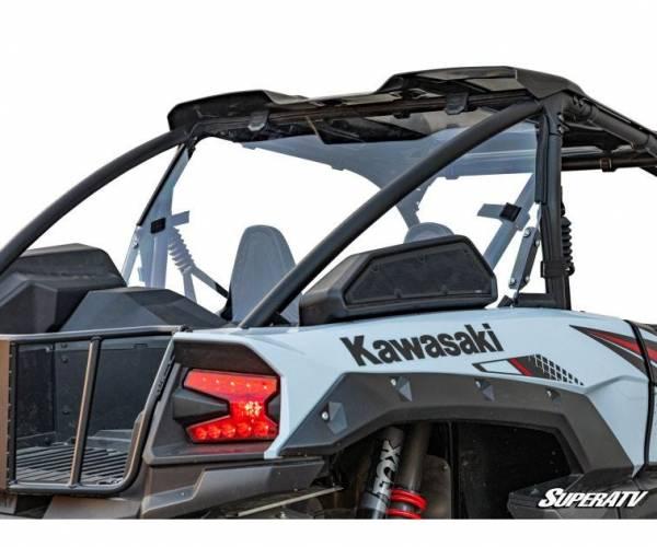 SuperATV  - Kawasaki Teryx KRX 1000 Rear Windshield