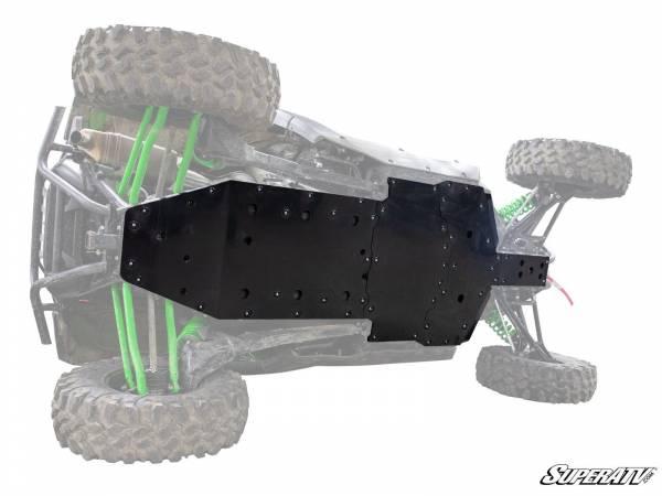 SuperATV  - Kawasaki Teryx KRX 1000 Full Skid Plate