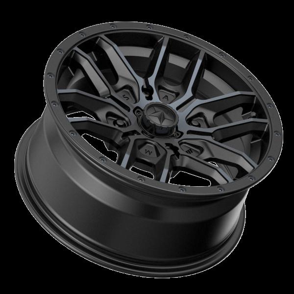 MSA Wheels  - M43 FANG