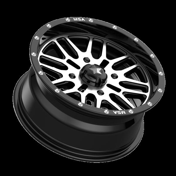 MSA Wheels  - M38 BRUTE