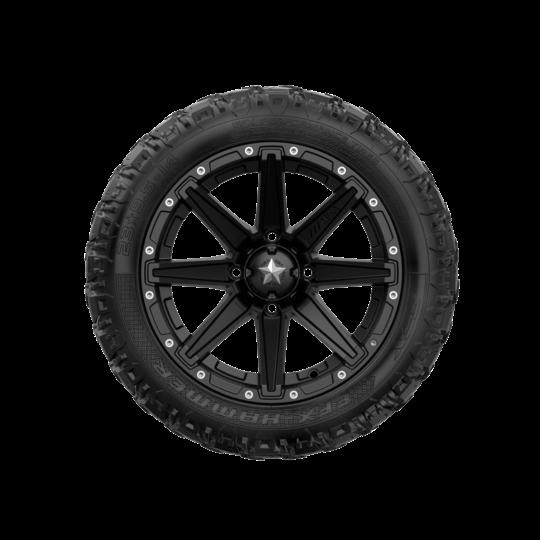 MSA Wheels  - HAMMER