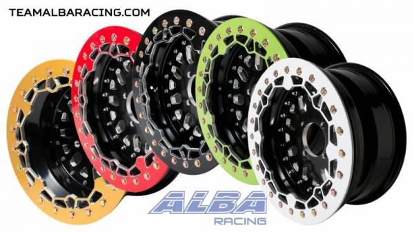 Alba Racing - BAJA CRUSHER BILLET BEADLOCK WHEELS