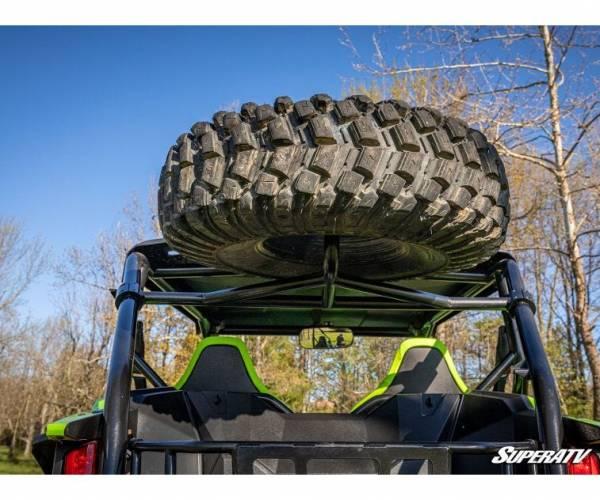 SuperATV  - Honda Talon 1000 Spare Tire Carrier